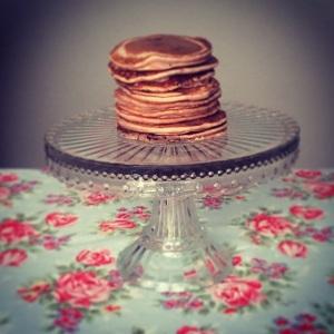 Raspberry Pancakes