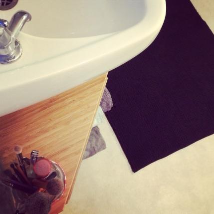 Bathroom jazz up