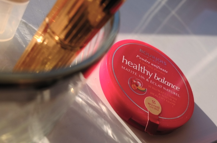 Bourjois Healthy Balance Matte powder