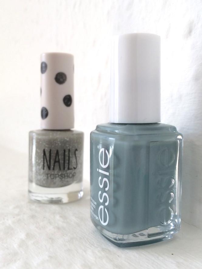 Essie Maximillian strasse-her nail polish
