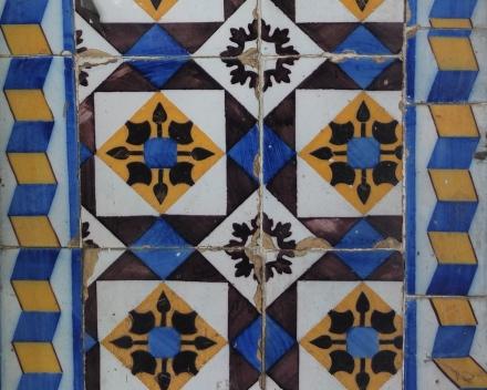 Lisbon tiles