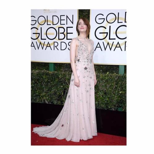 Golden Globes - Valentino