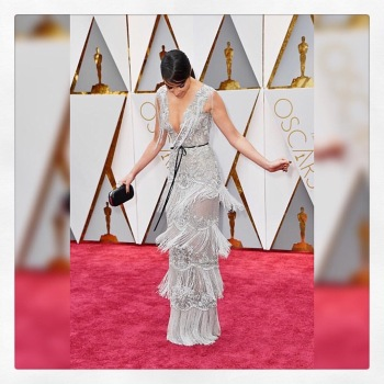 Marchesa - The Oscars